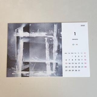 アトリエコトトイロ | 2020年オリジナルカレンダー(Pieces of the eARTh